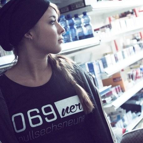 069ner Frankfurt T - Shirt (Frauen)