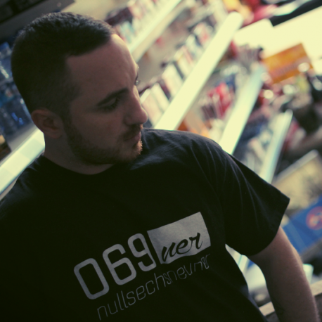 06ner Frankfurt T - Shirt